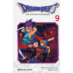 DRAGON QUEST VI: LOS REINOS ONIRICOS Nº 09 (DE 14)