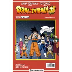 DRAGON BALL SUPER SERIE ROJA Nº 242