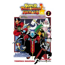 SUPER DRAGON BALL HEROES Nº 02 (DE 2)