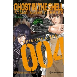 GHOST IN THE SHELL STAND ALONE COMPLEX Nº 04...