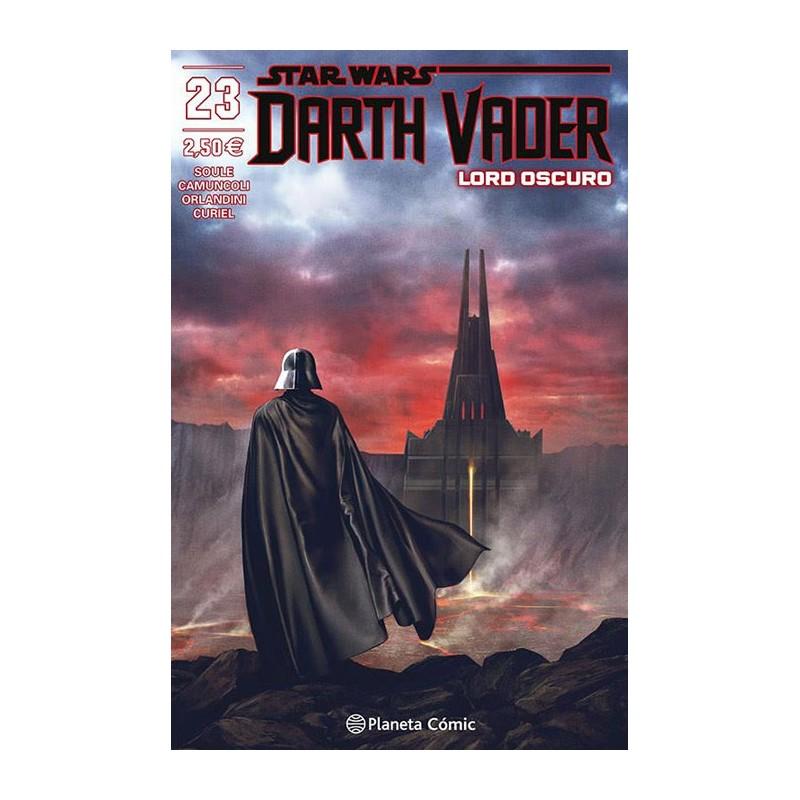 STAR WARS DARTH VADER LORD OSCURO Nº 23 (DE 25)
