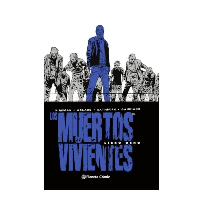 LOS MUERTOS VIVIENTES INTEGRAL VOL. 08 (WALKING DEAD)