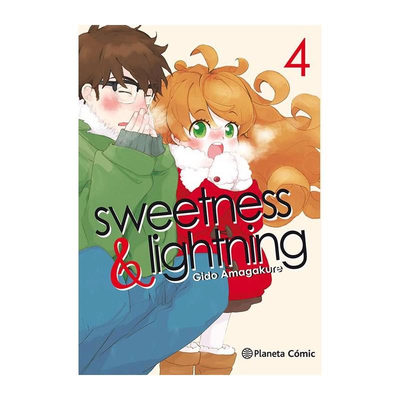 SWEETNESS & LIGHTNING Nº 04 (DE 12)