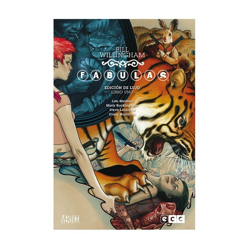 FABULAS EDICION DE LUJO: LIBRO 01