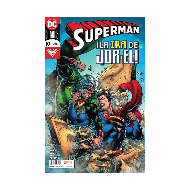 SUPERMAN Nº 10 / 89