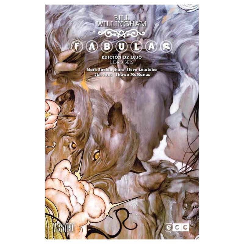 FABULAS EDICION DE LUJO: LIBRO 06