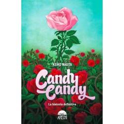 CANDY CANDY: LA HISTORIA DEFINITIVA (NOVELA)