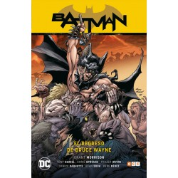BATMAN Y ROBIN VOL. 03: EL REGRESO DE BRUCE WAYNE (BATMAN SAGA)