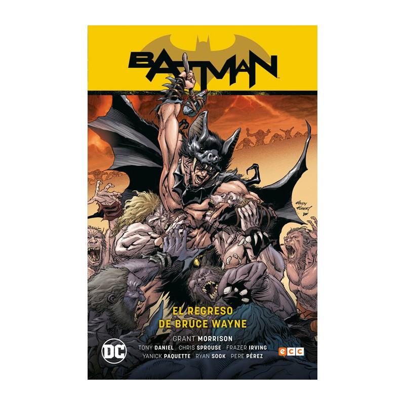 BATMAN Y ROBIN VOL. 03: EL REGRESO DE BRUCE WAYNE (BATMAN SAGA)