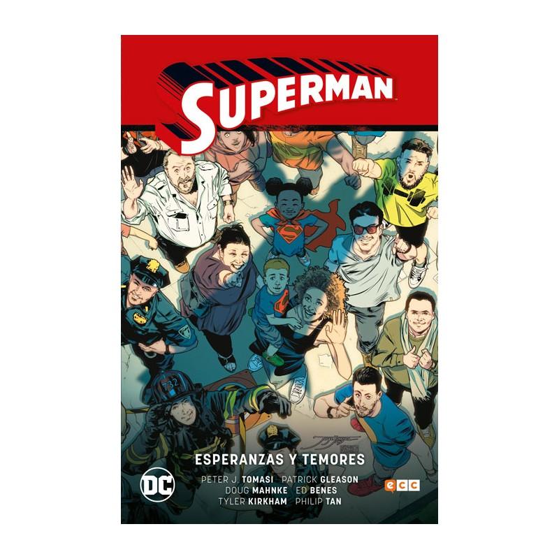 SUPERMAN VOL. 06 : RENACIDO - ESPERANZAS Y TEMORES