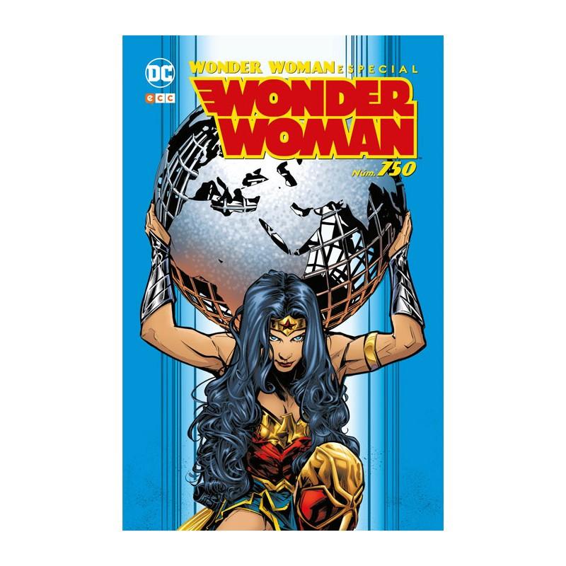 WONDER WOMAN: ESPECIAL WONDER WOMAN NÚM. 750