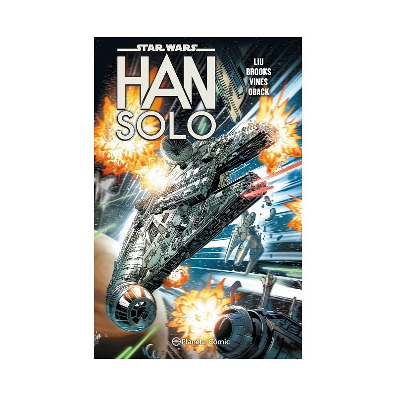 STAR WARS: HAN SOLO INTEGRAL