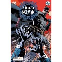 LA TUMBA DE BATMAN Nº 02