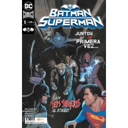 BATMAN / SUPERMAN Nº 05