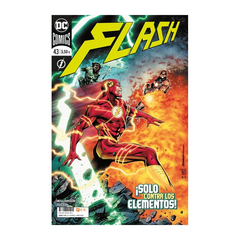 FLASH Nº 43 / 57
