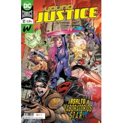 YOUNG JUSTICE Nº 12