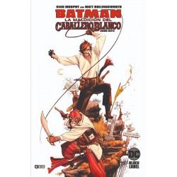 BATMAN: LA MALDICIÓN DEL CABALLERO BLANCO Nº 07 (DE 8)
