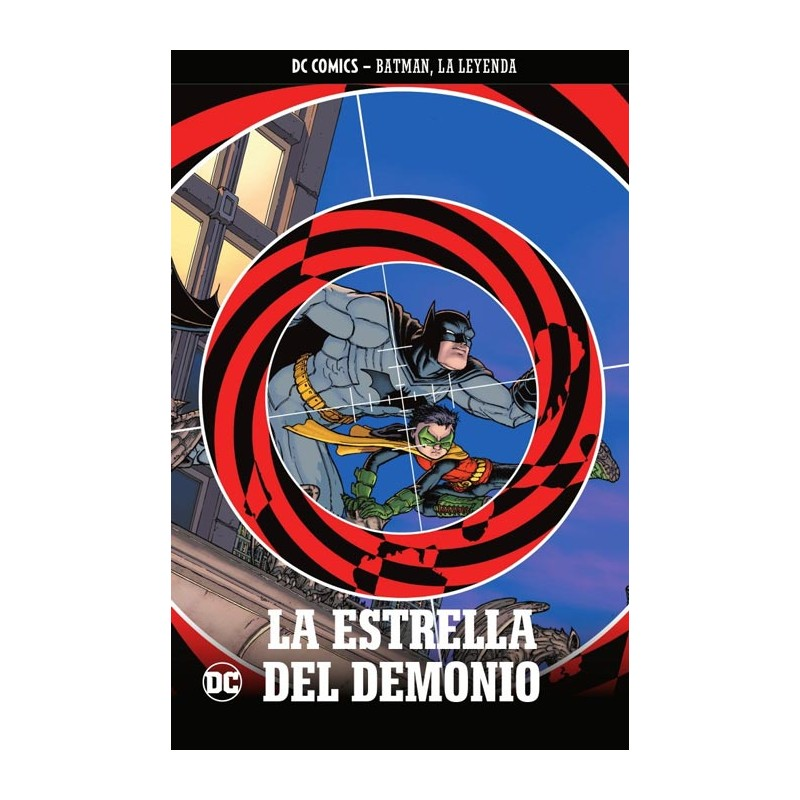 BATMAN LA LEYENDA Nº 35: LA ESTRELLA DEL DEMONIO