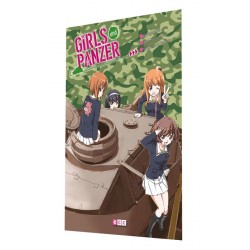 GIRLS UND PANZER Y GIRLS UND PANZER - LITTLE ARMY - PACK
