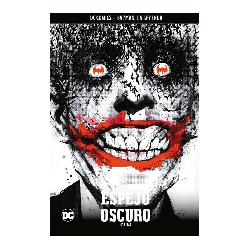 BATMAN LA LEYENDA Nº 36: ESPEJO OSCURO PARTE 2