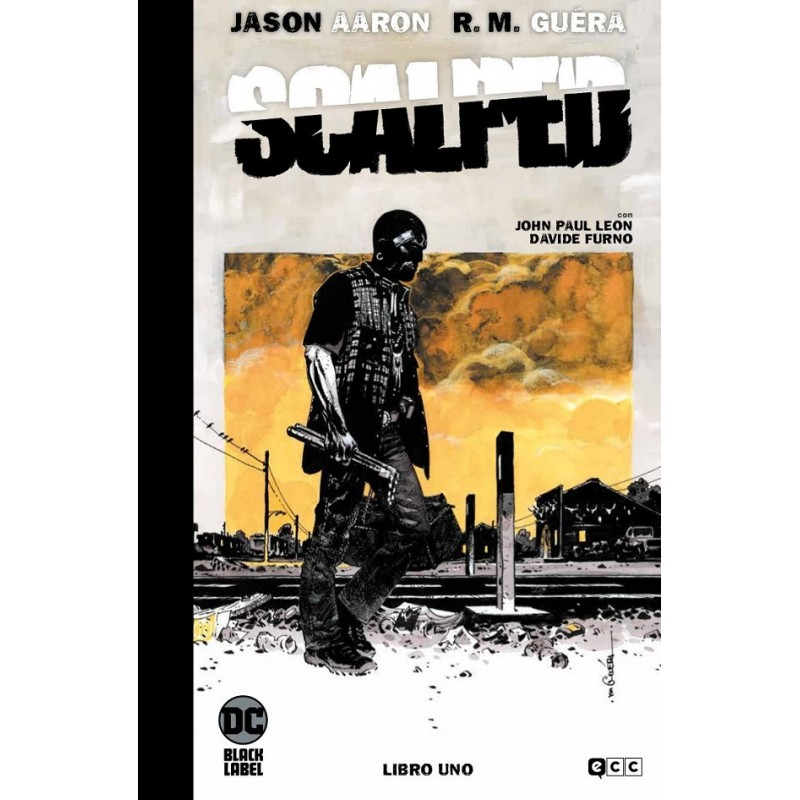 SCALPED VOL. 01 (DE 03) (EDICIÓN LIMITADA EN BLANCO Y NEGRO)
