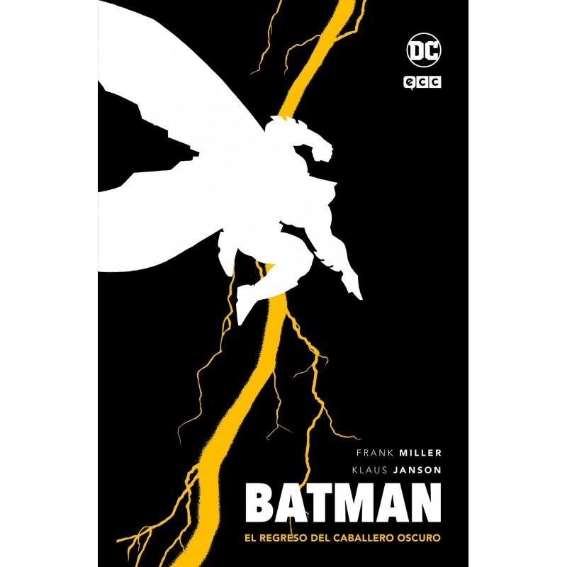 BATMAN: EL REGRESO DEL CABALLERO OSCURO (EDICION DELUXE BLANCO Y NEGRO LIMITADA)