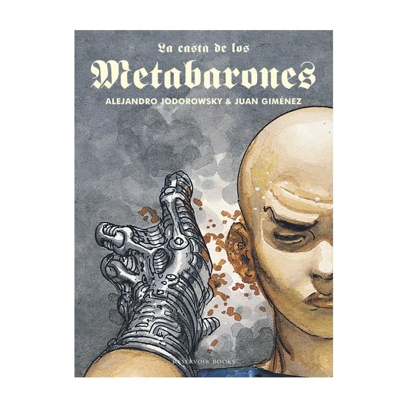 LA CASTA DE LOS METABARONES (EDICION INTEGRAL)
