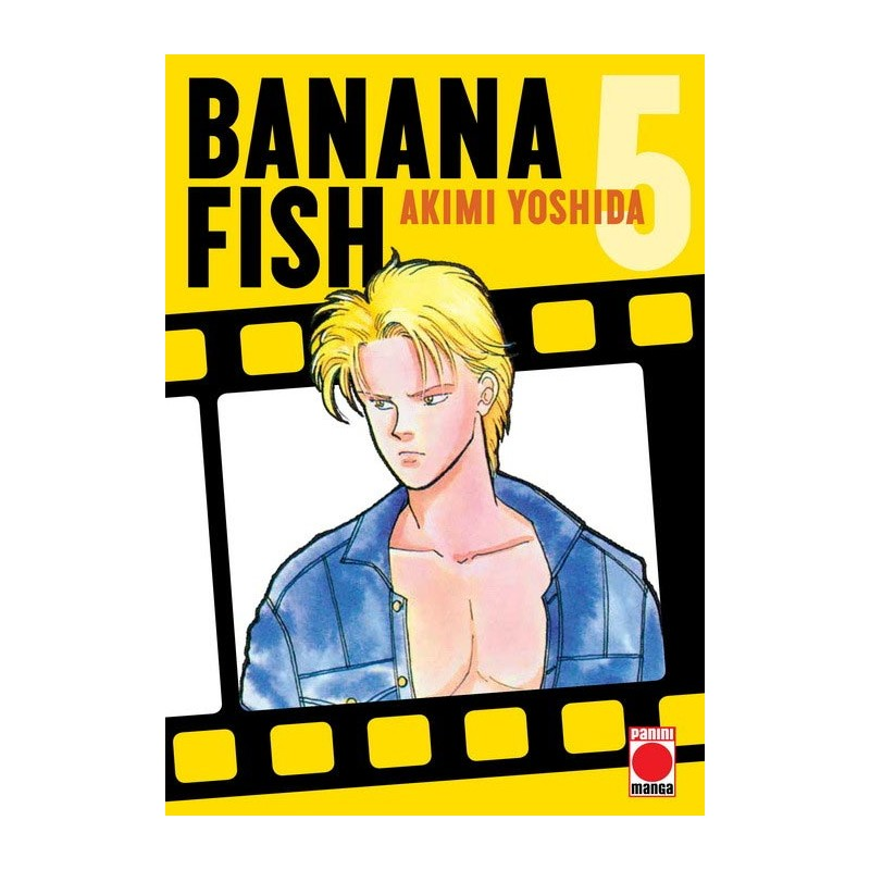 BANANA FISH Nº 05