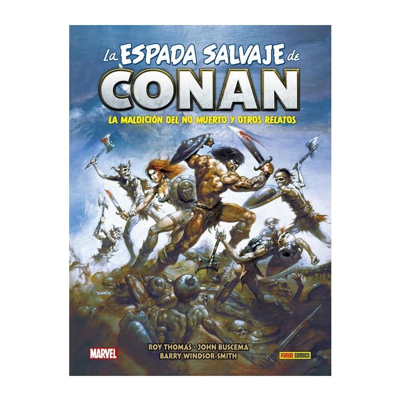 LA ESPADA SALVAJE DE CONAN VOL. 02 BIBLIOTECA CONAN