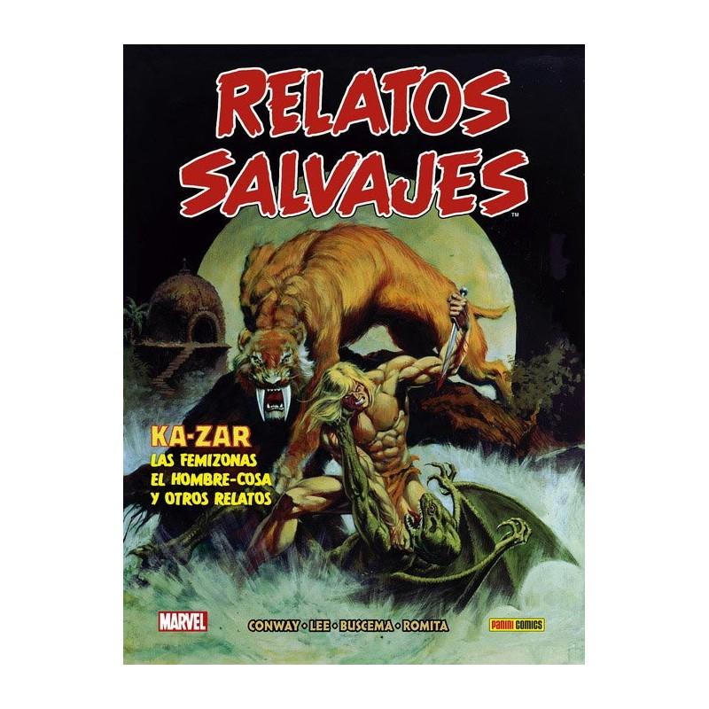 RELATOS SALVAJES VOL. 01
