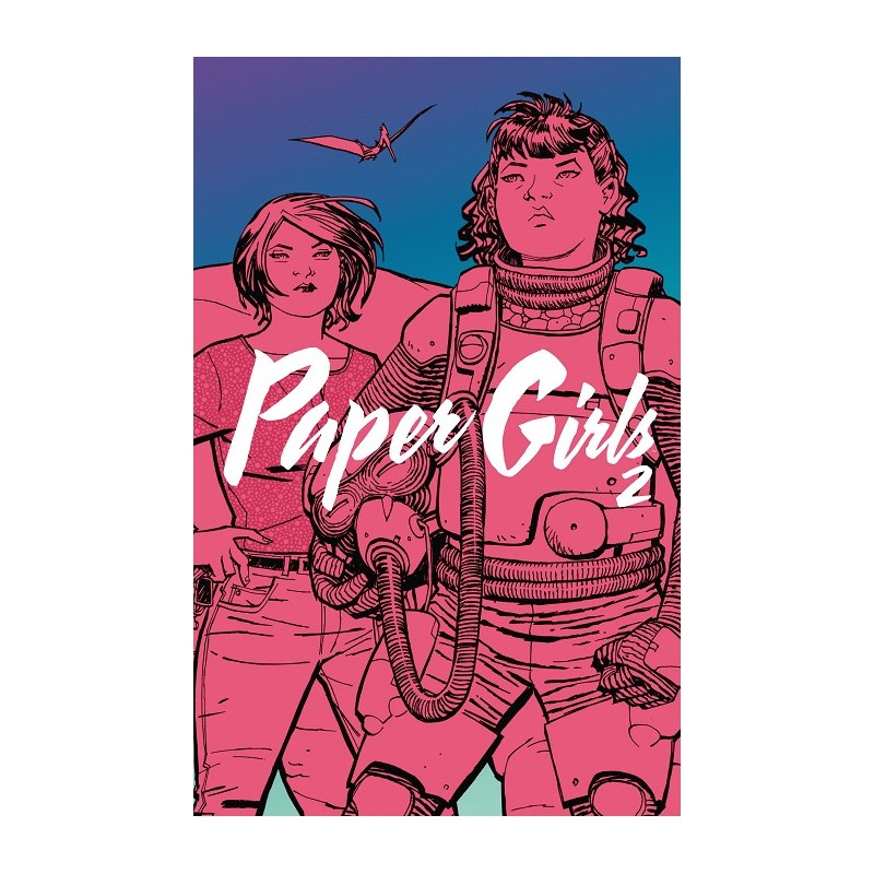 PAPER GIRLS VOL.02