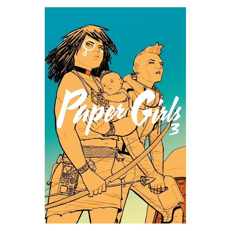 PAPER GIRLS VOL.03
