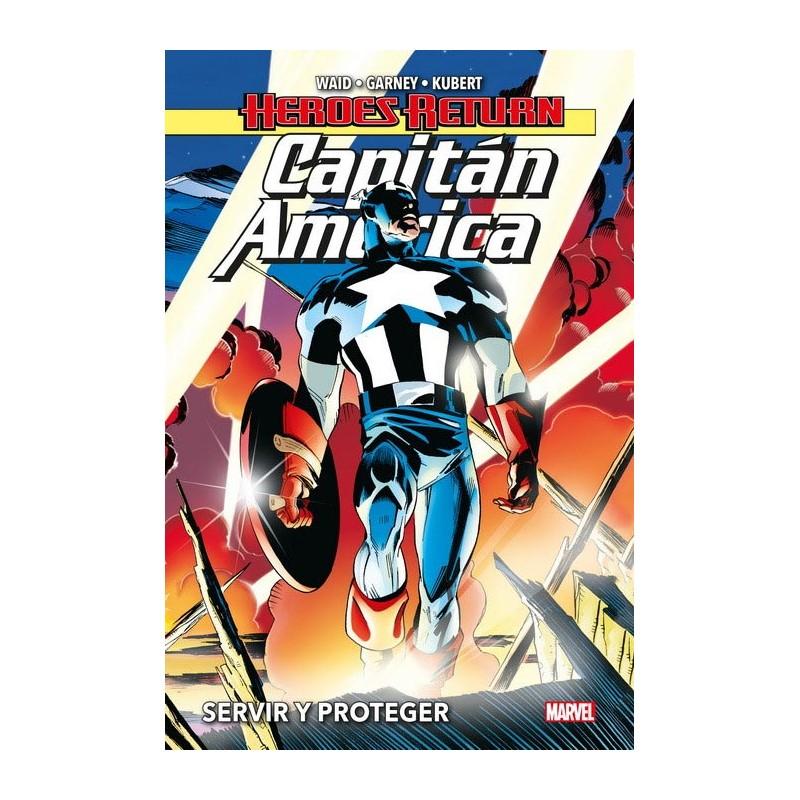CAPITÁN AMÉRICA VOL. 01 - HEROES RETURN