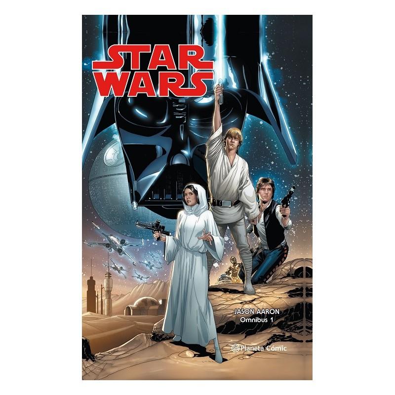 STAR WARS: JASON AARON OMNIBUS VOL. 1 (DE 2)