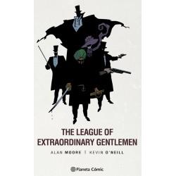 THE LEAGUE OF EXTRAORDINARY GENTLEMEN VOL. 01...