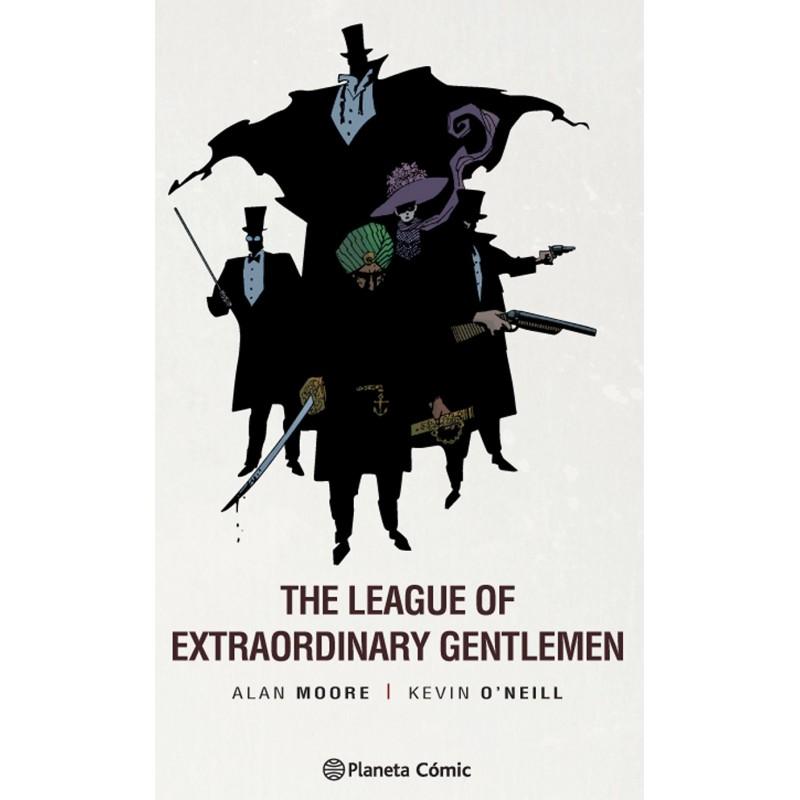 THE LEAGUE OF EXTRAORDINARY GENTLEMEN VOL. 01 (EDICION TRAZADO)