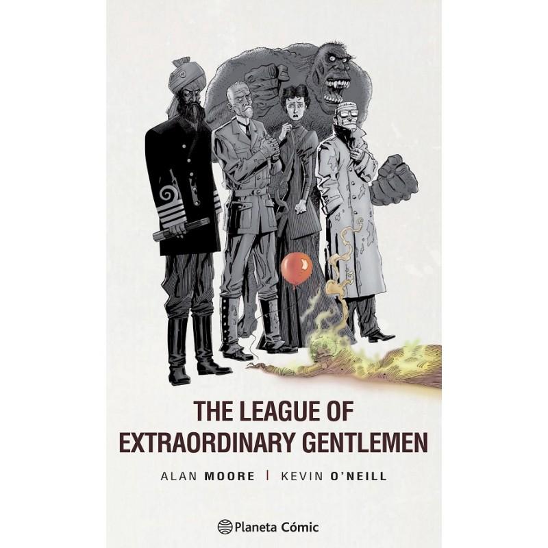 THE LEAGUE OF EXTRAORDINARY GENTLEMEN VOL. 02 (EDICION TRAZADO)