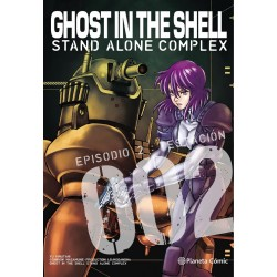 GHOST IN THE SHELL STAND ALONE COMPLEX Nº 02...