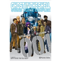 GHOST IN THE SHELL STAND ALONE COMPLEX Nº 01...