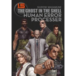 GHOST IN THE SHELL  1.5: HUMAN ERROR PROCESSER...