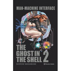 GHOST IN THE SHELL  2: MAN-MACHINE INTERFACE...