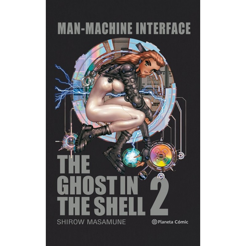 GHOST IN THE SHELL  2: MAN-MACHINE INTERFACE (TRAZADO)