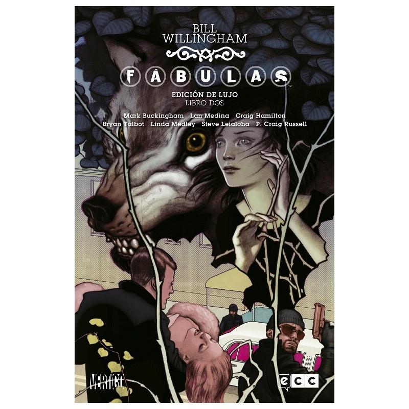 FABULAS EDICION DE LUJO: LIBRO 02
