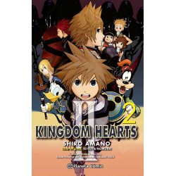 KINGDOM HEARTS II Nº 02 (DE 10)