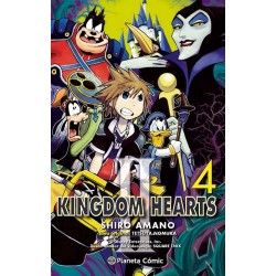 KINGDOM HEARTS II Nº 04 (DE 10)