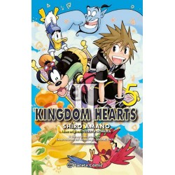 KINGDOM HEARTS II Nº 05 (DE 10)