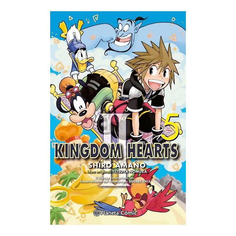 KINGDOM HEARTS II Nº 05 (DE 10)
