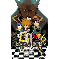KINGDOM HEARTS II Nº 06 (DE 10)