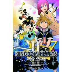 KINGDOM HEARTS II Nº 07 (DE 10)