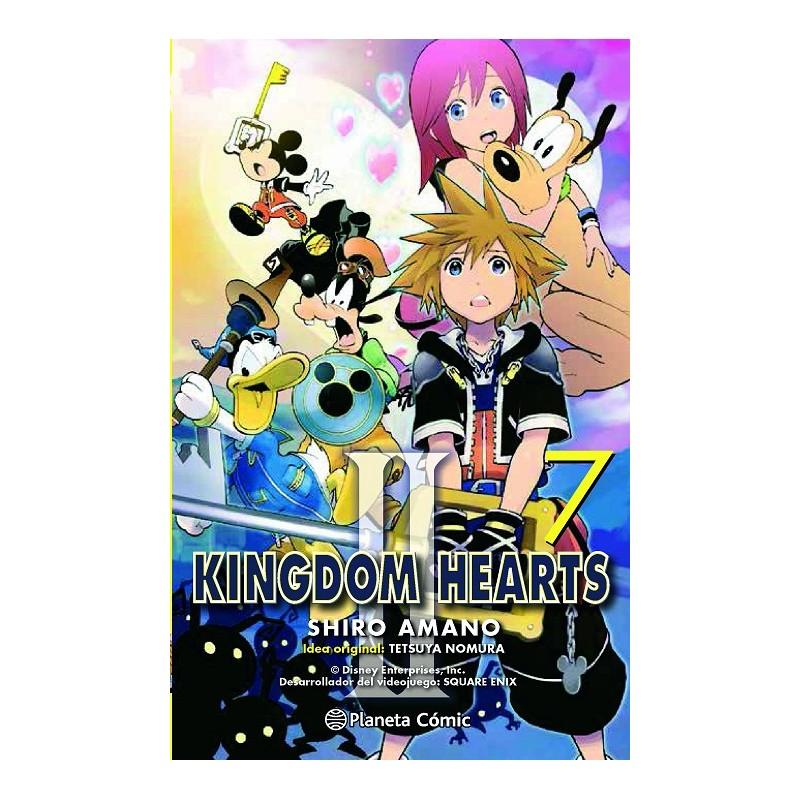 KINGDOM HEARTS II Nº 07 (DE 10)